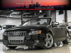 2010 Audi S5 EVERY OPTION|V6T|LOADED|CONVERTIBLE