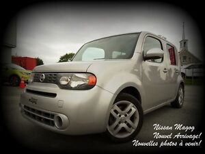 2010 Nissan cube 1.8S + LOOK UNIQUE + A/C + MAGS!!!