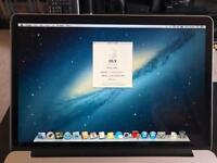 Macbook Pro - Mid 2012 - 15 inch