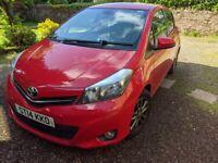 Toyota, YARIS, Hatchback, 2014, Manual, 1329 (cc), 5 doors
