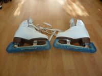 Graf Bolero Junior Figure Skates size 33