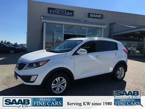 2013 Kia Sportage ONE OWNER ACCIDENT FREE AWD LX HEATED SEATS PO