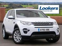 Land Rover Discovery Sport TD4 SE TECH (white) 2016-03-30