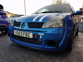 RenaultSport Clio 172 Cup - £2000 ono