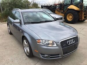 2006 Audi A4 2.0T QUATTRO-WAGON--CERTIFIED--EASY LOAN APPROVALS