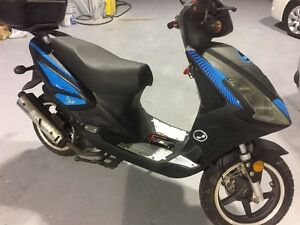 2008 CMI Other STRIKER GAS MOPED ONLY 18KM