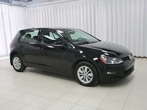 2015 Volkswagen Golf TDI DIESEL 5DR HATCH W/ HEATED SEATS, BLUET