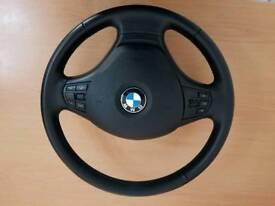 Bmw f30 steering wheel