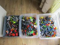 LEGO BIONICLES 3 LARGE BOXES