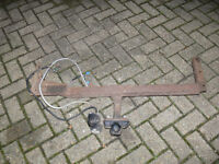 Astra Tow Bar with electrics