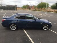 Quick sale Bmw 5 series 2.5 engine auto diesel 54 plat in 2005 reg Run and drive perfect