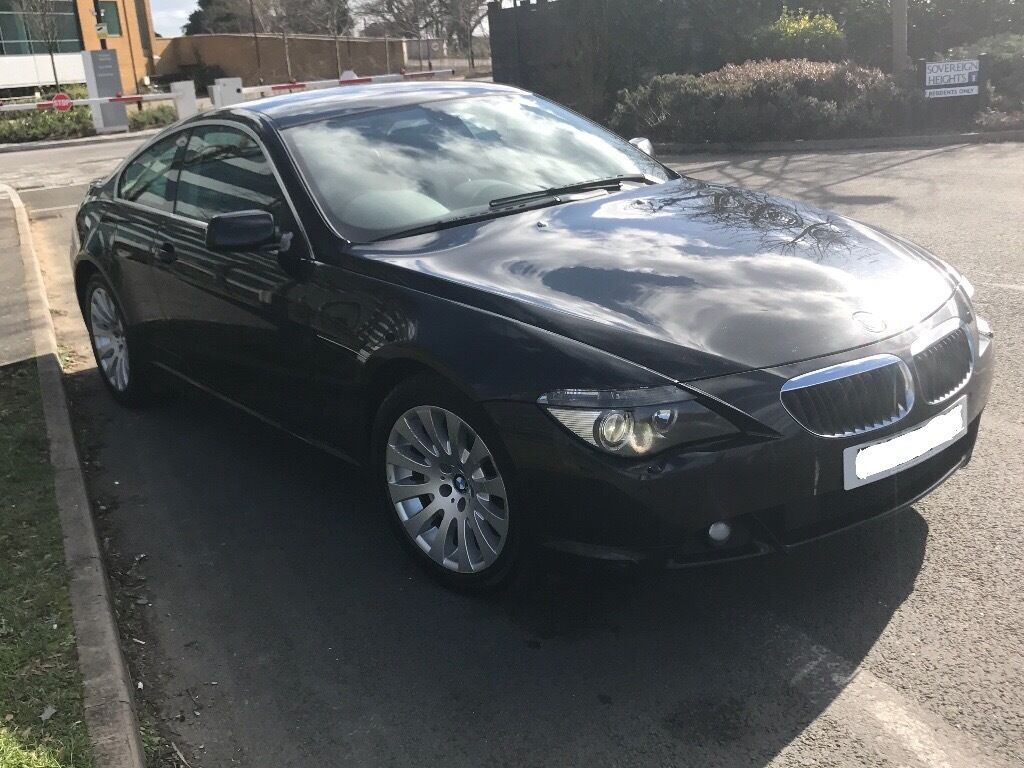 Bmw 630i coupe sport,Automatic,2005,black,PX Mercedes,Audi,   in ...