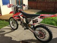 cr 125 r 2002 fully restored to imaculate showroom condition