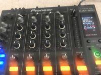DJM800 Pioneer mixer