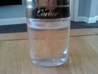 LIMITED EDITION CARTIER BAISER VOLE shimmering 50ml rare edp