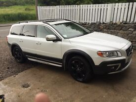 VOLVO XC70 SE LUX GEARTRONIC - VERY HIGH SPEC