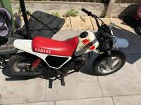 1982 pw50 project. RELISTED.