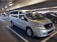 Fiat Scudo 2.0 JTD Multijet L2 Panorama Family 8 Seater 5dr (EU5)
