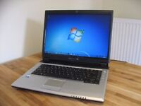 "Viglan Dual Core Laptop, 15.4"" screen, Win 7. Quick & Reliable. Nice Condition."