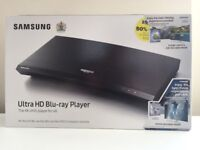 Brand New - Unopened - Samsung Ultra HD Blue-ray Player