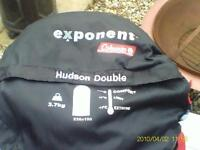 Coleman Hudson Double Exponent Sleeping Bad Only Used Once