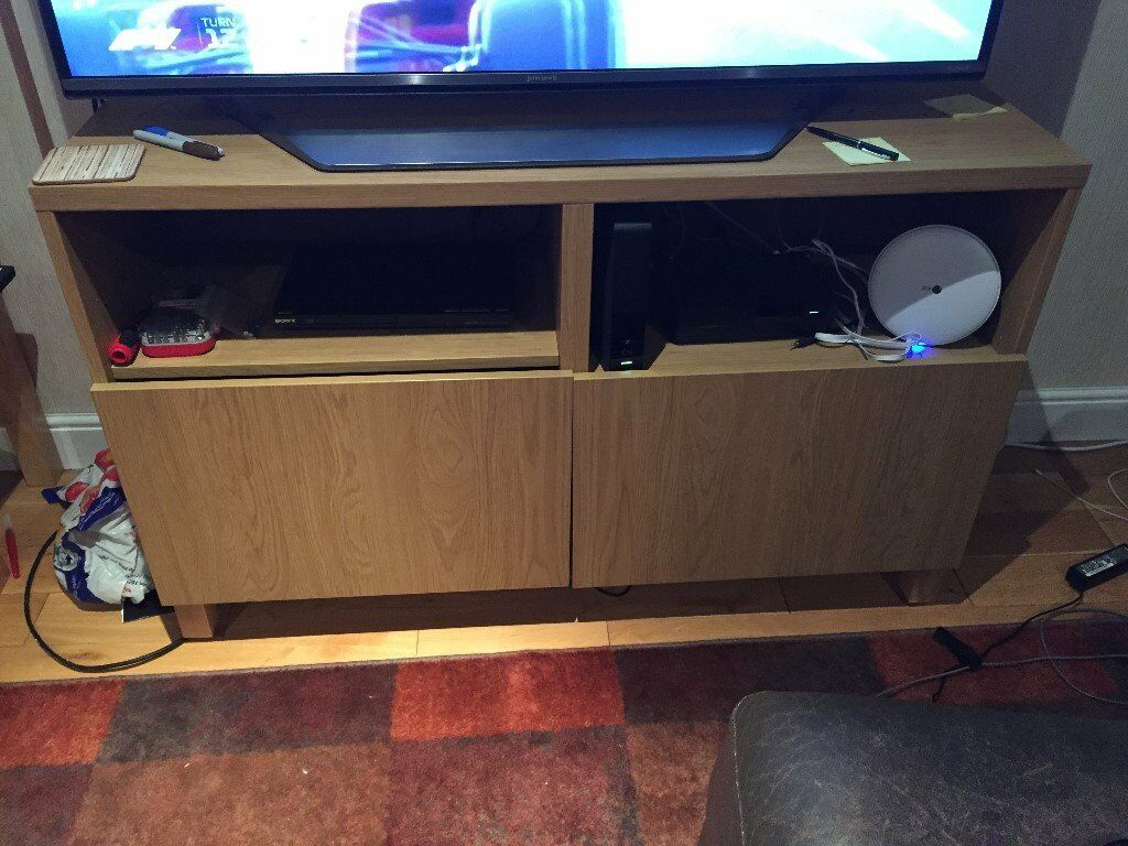 Ikea Tv Stand For 50 Inch Tv In Eastwood Nottinghamshire Gumtree