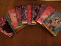 Magic kitten/puppy/ bunny books