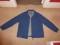 Musto Padded Blue Jacket Size XL