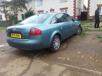 Good condition Audi A6 Evrething works mot till 2017