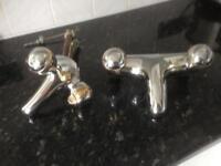 Bath and Washbasin Taps