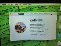"MacBook Pro 15"" 2011, core i7, ram 8gb, solid hard drive 120gb"