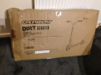 OSPREY DIRT SCOOTER.BRAND NEW for sale  Small Heath, West Midlands