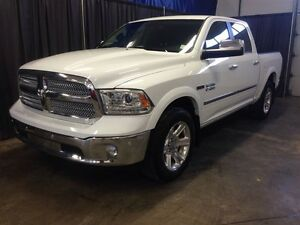 2015 Ram 1500 Dodge Longhorn Limited, Eco Diesel