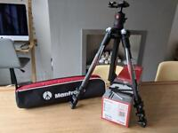Manfrotto Carbon Fibre BeFree Travel Tripod MKBFRC4-BH