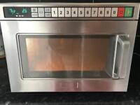 Panasonic Commercial Microwave 1800w ne1856