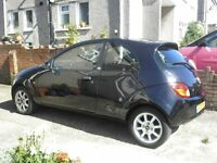 ford ka zetec climate one lady owner 33,000 on clock .08 m.o.t.june 15th2017