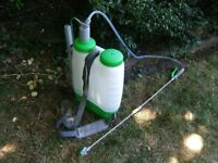 Greenkey knapsack sprayer