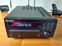 Denon RCD-39 DAB CD- Receiver.