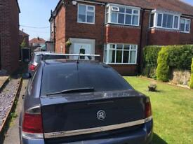 Vectra roof bars