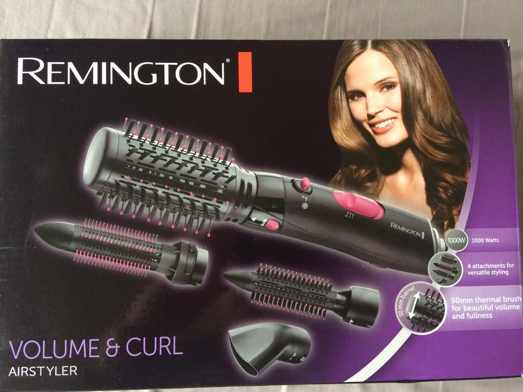 Remington volume &a curl airstyler NEW