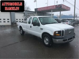 2006 Ford F-350 XL diesel  king cab 8 pieds
