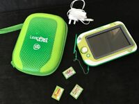 LeapPad Ultra Xdi with 3 games and case