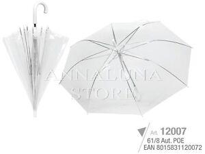 Ombrello-donna-Basic-by-Perlatti-l-lunghi-automatici-mod-trasparente-12019