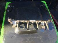 Ford Focus Mk1 1.6 16v Petrol Fuel Injector Rail With 4 x Injectors 2N1U9H487BB