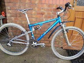 jamis dakar team mountain bike