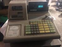 Cash register / Till with keys