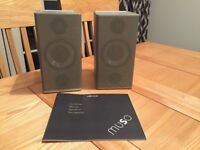 Arcam Muso speakers - excellent condition and great sound