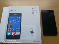 Microsoft 950 mobile on Vodafone