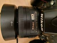 Nikon D7000 + Nikkor 50mm 1.8G