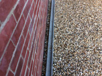 Fence post concrete 8 ft slotted